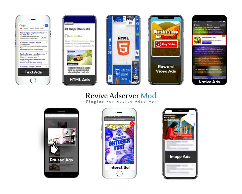 Advanced Mobile ads